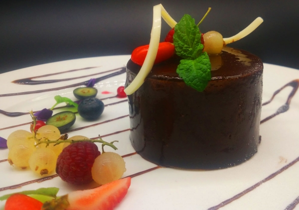 Chocolate and Ice Cream Mousse